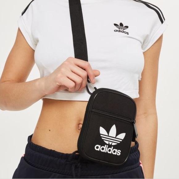 7195d9c817 Adidas Trefoil Festival Crossbody Bag